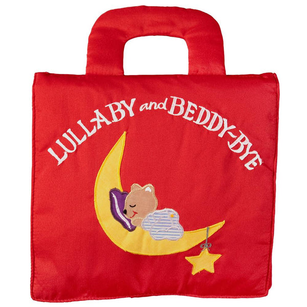 Red Lullaby & Beddy-Bye Playbook 2713 LL