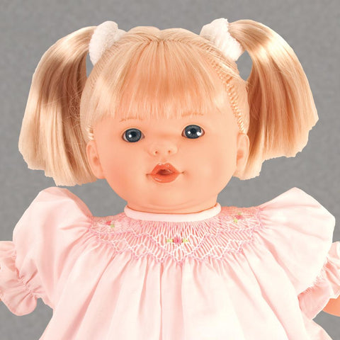 "Jade Blond & Blue Eyes Naked 15"" Doll 38000 BL/BL"