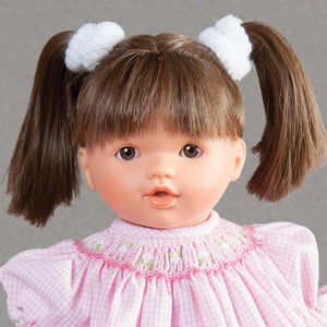 "Rose Brown Eye 10"" Naked Doll 42000 BR/BR"