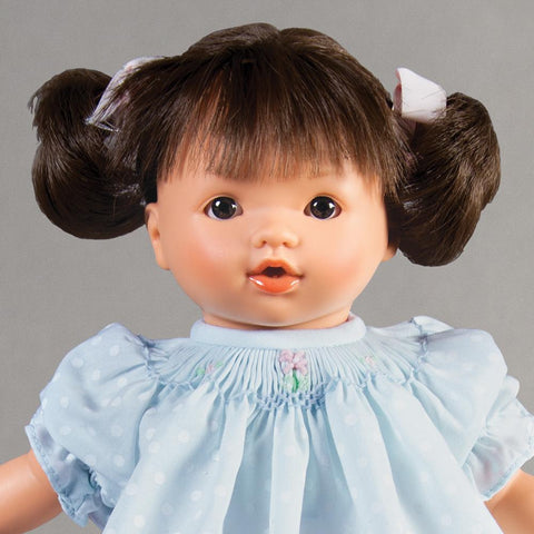 "Bella Brown Eye 10"" Naked Doll 42001 BR/BR"