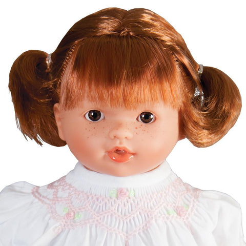 "Holly Brown Eye 10"" Naked Doll 42001 RD/BR"