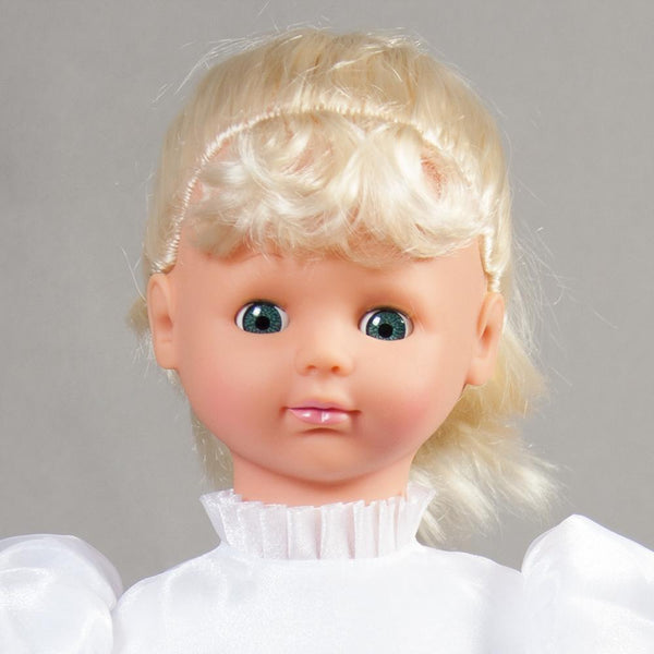 "Ally Blue Eye Naked 19"" Doll 43000 BL/BL"