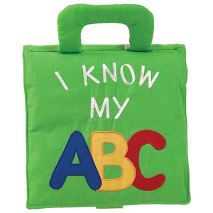 I Know My ABC's Green Playbook 4365