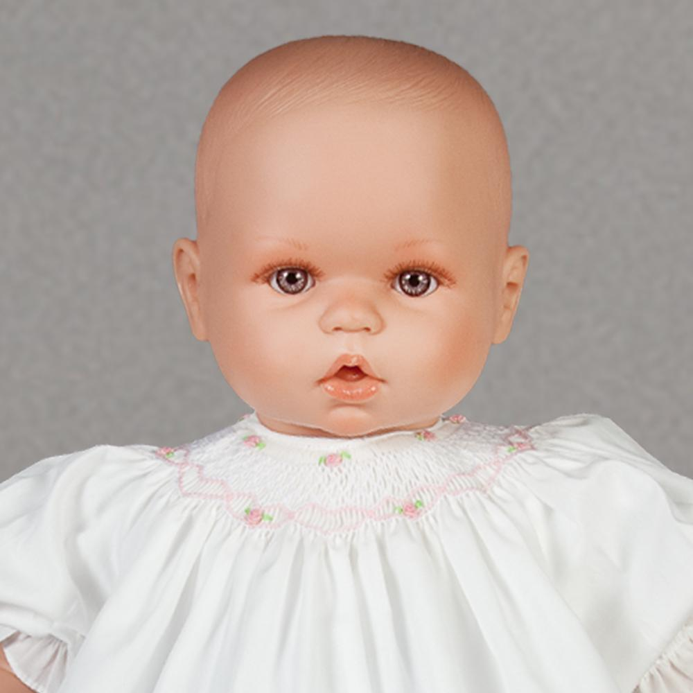 "Riley Brown Eyes 20"" Naked Doll 44000 BR"