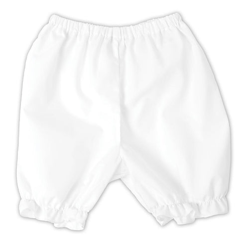 Plain White Bloomers AYR 4615