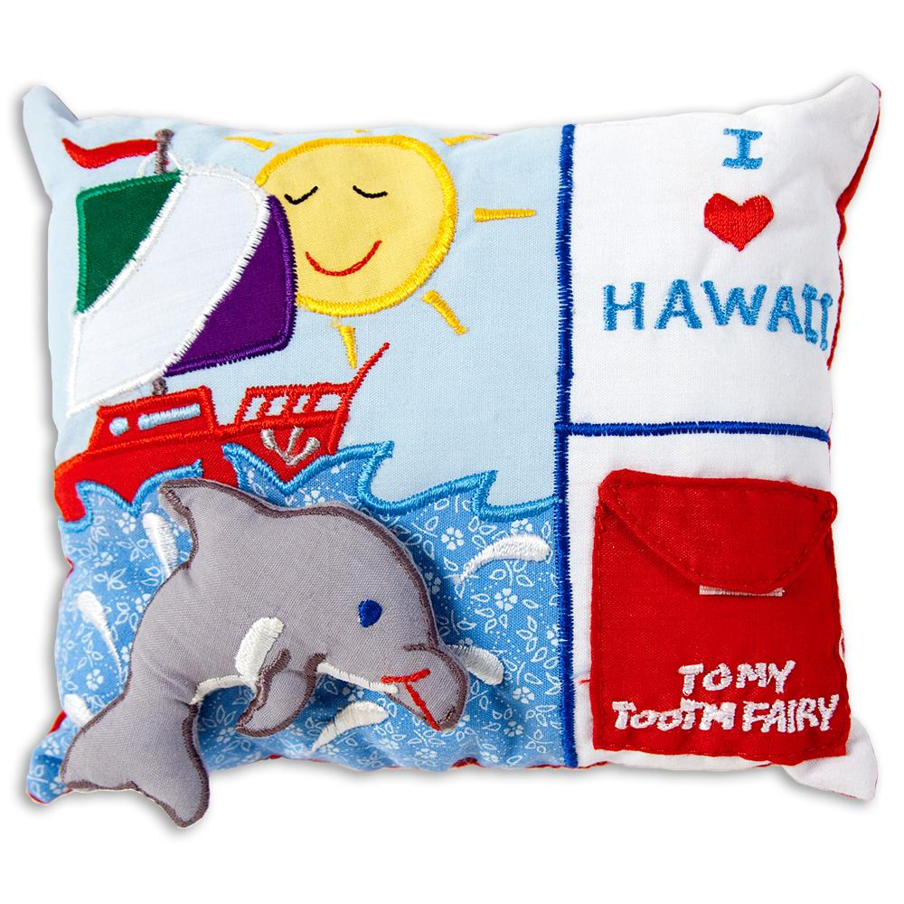 Hawaiian Toothfairy Pillow 5810