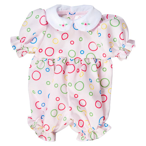 Bubble Print Doll Outfit 6752 DD