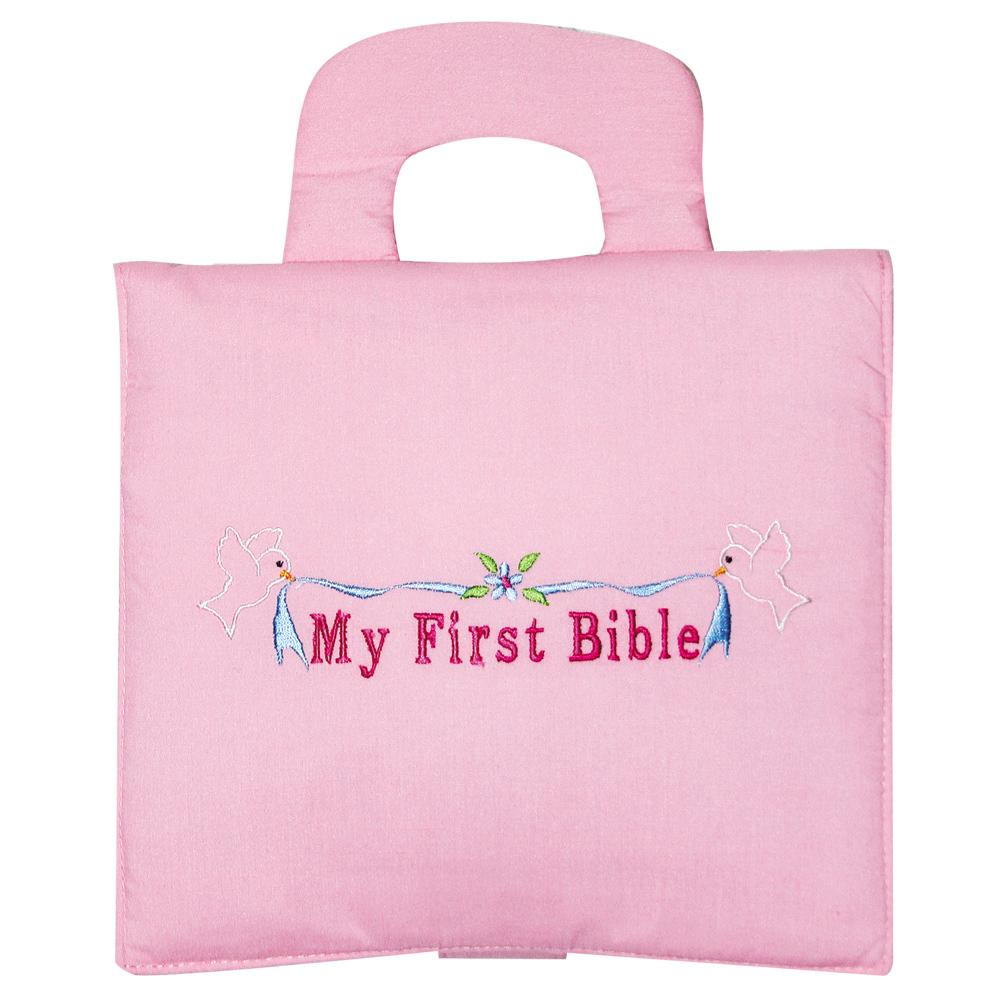 My First Bible Pink 7143 PK