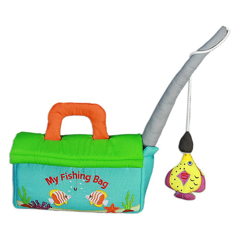My Fishing Bag Boy Playbag 7252 BOY