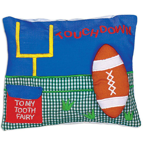 Football Toothfairy Pillow 7264 TF