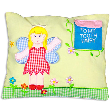 Fairy Princess Toothfairy Pillow 7266 TF