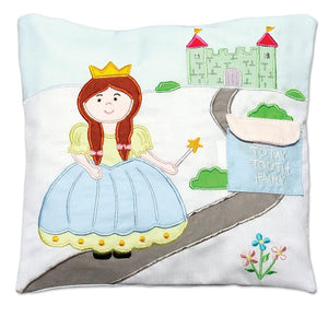 Princess & Castle Toothfairy Pillow 7314 TF