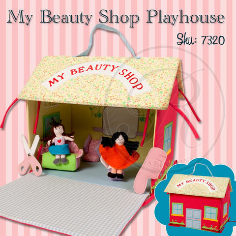My Beauty Shop Playhouse 7320