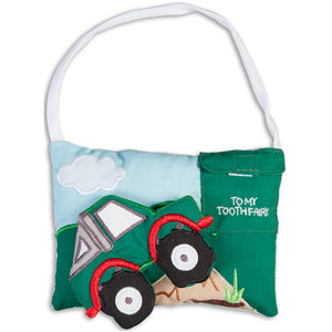 Truck Toothfairy Pillow 7546 TF