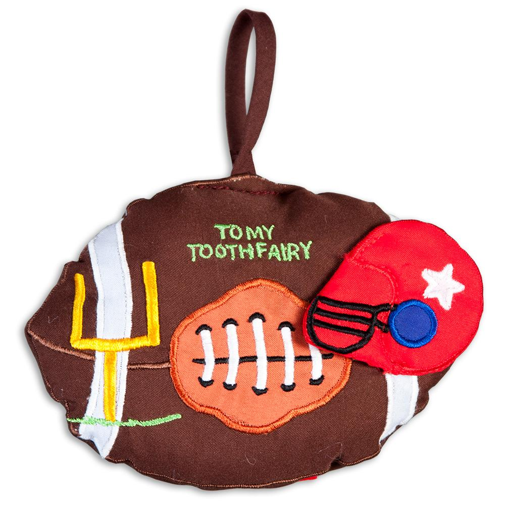 Football Toothfairy Pillow 7549 TF
