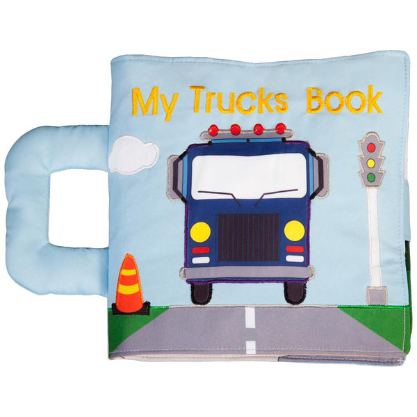 My Trucks Book Blue Playbook 7591
