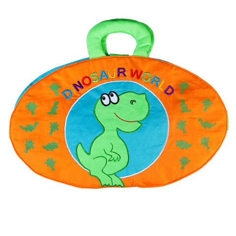 Dinosaur World Playbag 7525