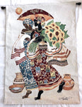 African Ladies - Tapestry, Wall Hanging Interiors Exquisiti