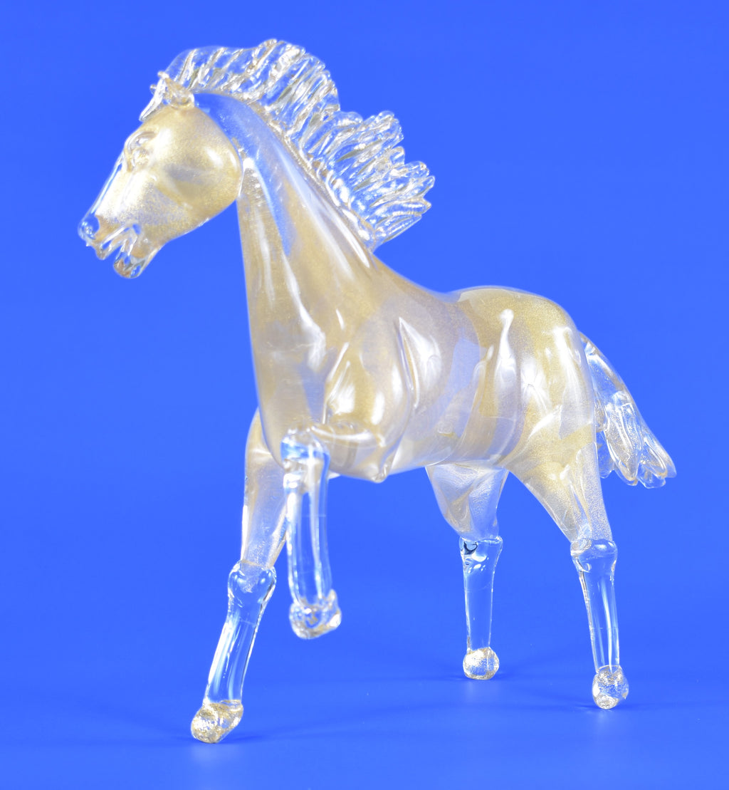 The Golden Horse (Cavallo S. Marco Tutto Oro)