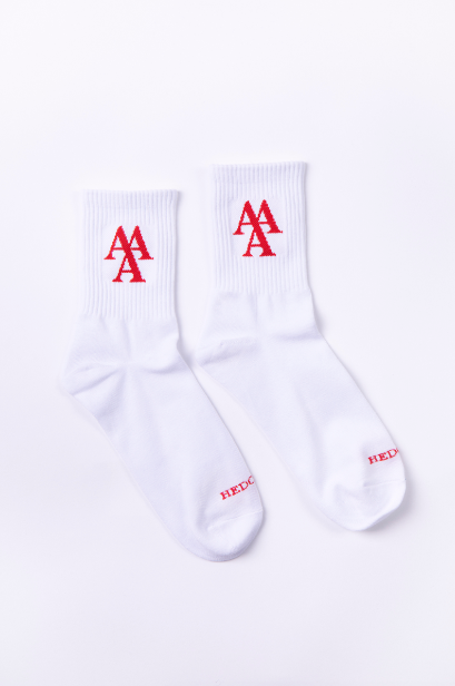 Pack chaussettes AAA Blanc
