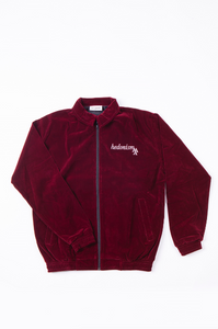 Velours Jacket Burgundy