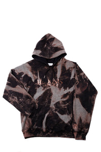SUSTAINABLE TIE & DYE Lavish Lifestyle Sweat Brodé