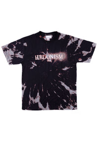 SUSTAINABLE TIE & DYE Lavish Lifestyle Tee Brodé