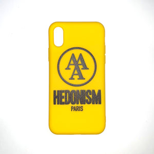 Hedonism AAA iPhone X/XS case