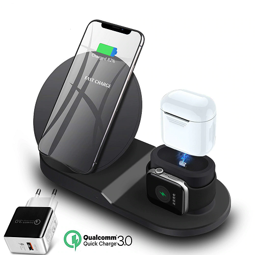 Wireless Device Charging Station
