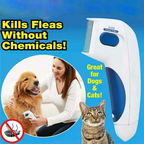 Best Electric Flea Comb For Pets