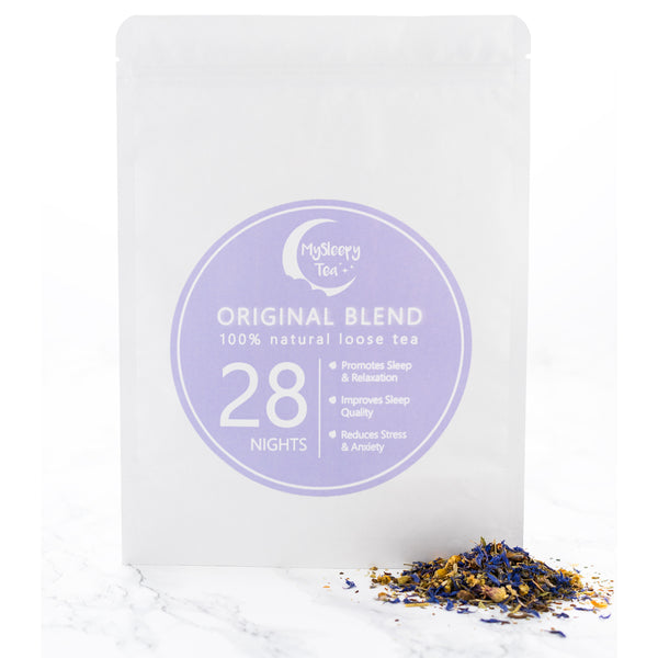 MySleepy Tea Original Blend 28 Nights