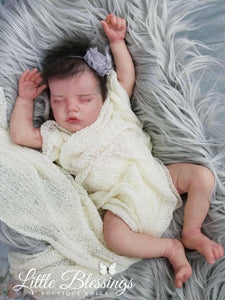 CUSTOM ORDER Reborn Doll Baby Girl or boy Twin B by Bonnie Brown 17 inches  3-4 lbs You Choose All The Details Layaway Available!