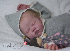 CUSTOM ORDER Reborn Doll Baby Girl or boy  Starling by AK Kitagawa Full Limbs 23 Inches 5-7 lbs (Reborn Babies) - mylittlestblessings.myshopify.com reborn baby, reborn doll, art dolls, custom babies, reborn babies