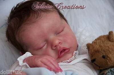CUSTOM ORDER Reborn Doll Baby Girl or boy  Twin B by Bonnie Brown 17 inches  3-4 lbs (Reborn Babies) - mylittlestblessings.myshopify.com reborn baby, reborn doll, art dolls, custom babies, reborn babies