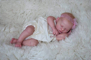 WANT TO MAKE AN OFFER?  CUSTOM ORDER Reborn Doll Baby Girl or boy Realborn® Elizabeth She's 20 inches   full limbs 4-7 lbs You Choose All Details Layaway Available!