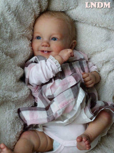 WANT TO MAKE AN OFFER?  CUSTOM MADE Reborn Doll Baby Girl or boy  Emilia by Ping Lau  20 inches  5-7 lbs  Full arms  full legs (Reborn Babies)