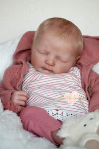 CUSTOM ORDER Reborn Doll Baby Girl or boy Realborn® Jennie 19 inches Full limbs 4-6 lbs You Choose All Details Layaway Available! - mylittlestblessings.myshopify.com reborn baby, reborn doll, art dolls, custom babies, reborn babies