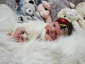 💙 Last One 💙 CUSTOM ORDER Reborn Doll Baby Girl or boy Realborn® Clyde 18 inches 3/4 arms Full legs 4-6 lbs You Choose All Details Layaway Available! - mylittlestblessings.myshopify.com reborn baby, reborn doll, art dolls, custom babies, reborn babies