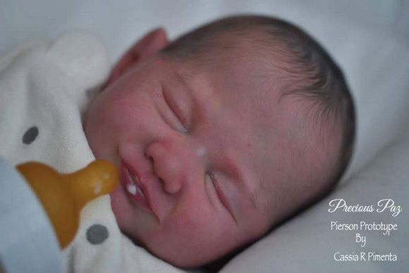 CUSTOM ORDER Reborn Doll Baby Girl or boy Pierson by Cassia Robini Pimenta. Details TBA You Choose All The Details Layaway Available!