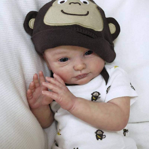 CUSTOM ORDER Reborn Doll Baby Girl or boy Sparrow By Mayra Garza. Vinyl. You Choose All The Details Layaway Available!