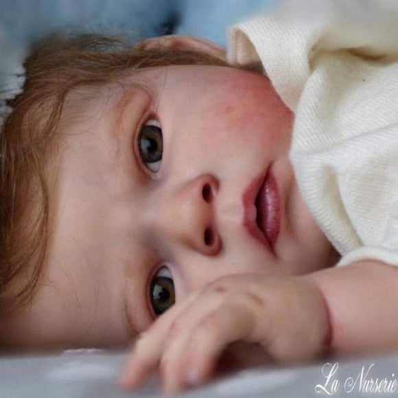 CUSTOM ORDER Reborn Doll Baby Girl or boy Sabrina By Reva Schick 20 inches 3/4 Arms  Full Legs 5-7 lbs . You Choose All The Details Layaway Available!