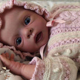 CUSTOM ORDER/Made To Order Reborn Doll Baby Girl or boy  Marie By Evelina Wosnjuk 19 inches 3/4 Limbs 5-7 pounds (Reborn Babies) - mylittlestblessings.myshopify.com reborn baby, reborn doll, art dolls, custom babies, reborn babies