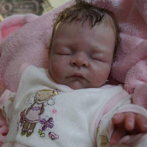 CUSTOM ORDER Reborn Doll Baby Girl or boy Pebbles By Petra Lechner 19 inches 3/4 Limbs 5-7 pounds . You Choose All The Details Layaway Available!
