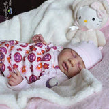 "CUSTOM ORDER Reborn Doll Baby Girl or boy Stella By Karola Wegerich 20"" 3/4 Limbs 6-8 lbs. You Choose All The Details Layaway Available!"