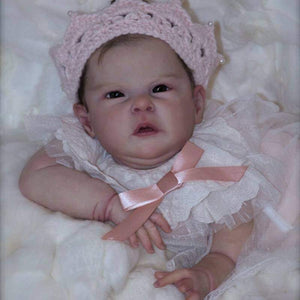 "CUSTOM ORDER/Made To Order Reborn Doll Baby Girl or boy Nova By Cassie Brace 23"" Full Limbs 7-9 lbs. (Reborn Babies)"