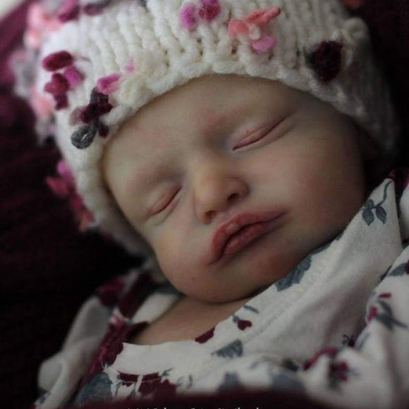 CUSTOM ORDER/Made To Order Reborn Doll Baby Girl or boy Rosalie By Olga Auer Full Limbs 20 Inches 6-8 lbs (Reborn Babies) - mylittlestblessings.myshopify.com reborn baby, reborn doll, art dolls, custom babies, reborn babies