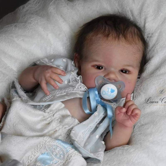 CUSTOM ORDER/Made To Order Reborn Doll Baby Girl or boy Parker By Sandy Faber 20