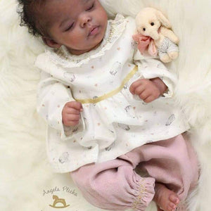 "CUSTOM ORDER/Made To Order Reborn Doll Baby Girl or boy Tia By Bonnie Sieben  20"" 4-6lbs Full Limbs (Reborn Babies) - mylittlestblessings.myshopify.com reborn baby, reborn doll, art dolls, custom babies, reborn babies"