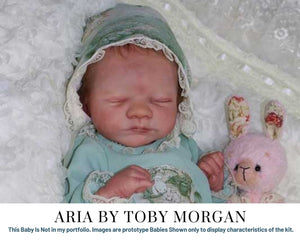 CuStOm Aria By Toby Morgan (18 Inches + Full Limbs)