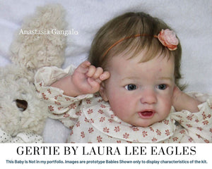 CuStOm Gertie By Laura Lee Eagles (23 Inches + Full Limbs)